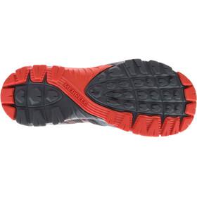 Merrell MQM Flex GTX - Chaussures Homme - gris/rouge